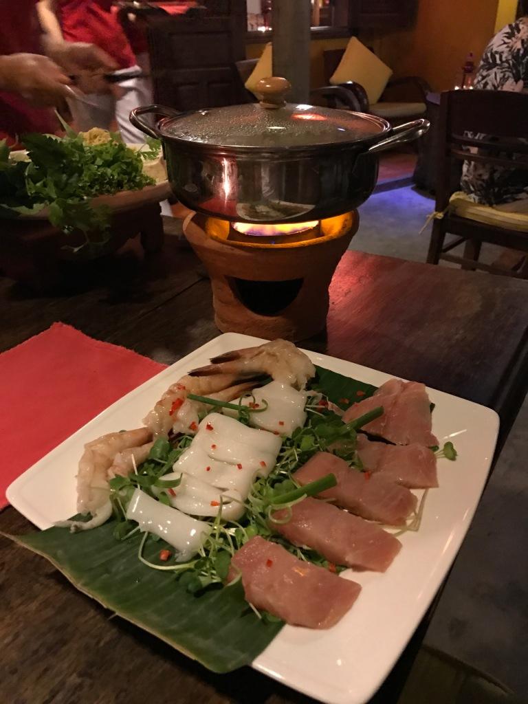 Hotpot @ Mai Fish