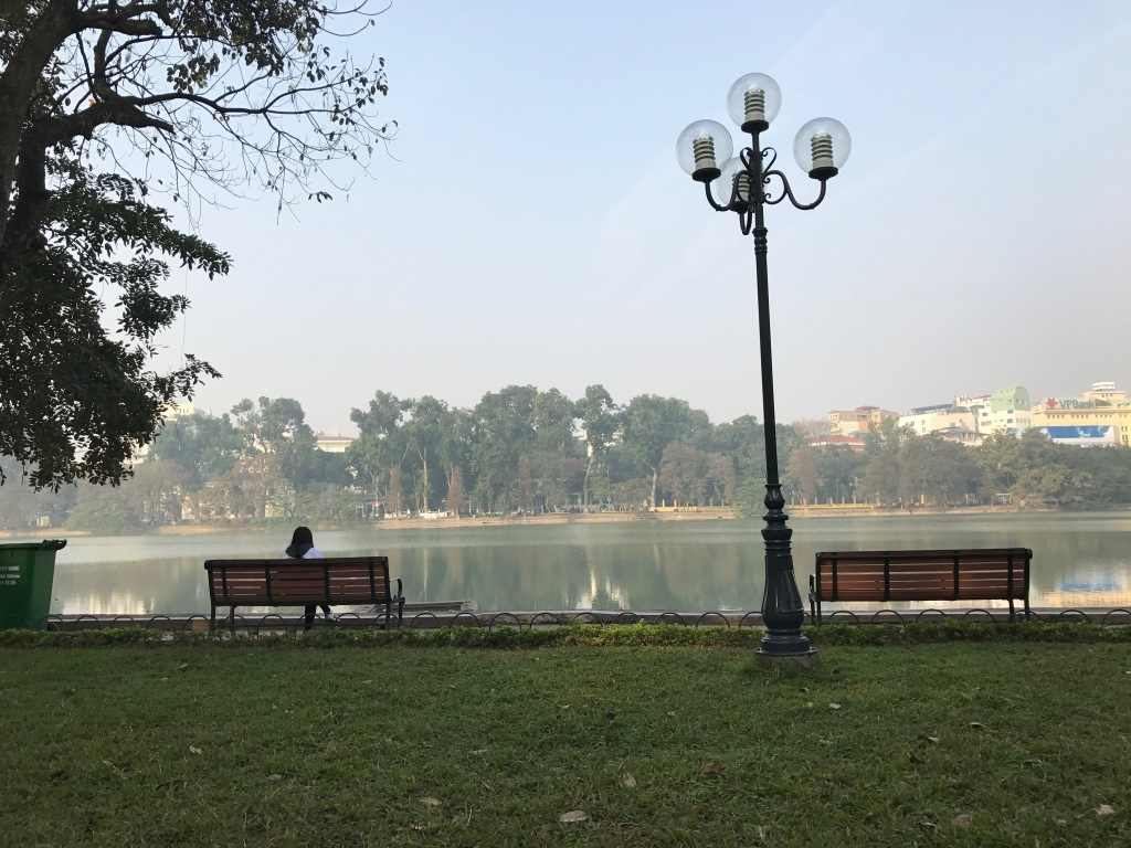 Morning @ Hoan Kiem Lake