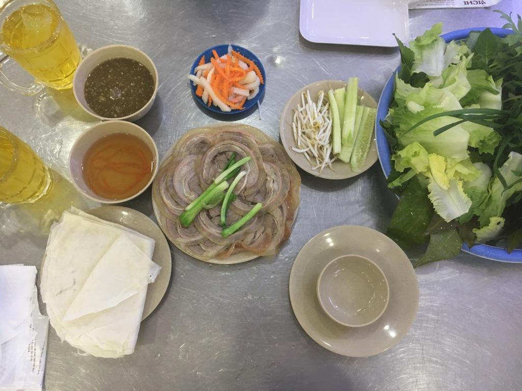 Banh Trang @ Trang Bang Banh Trang Hoang Ty