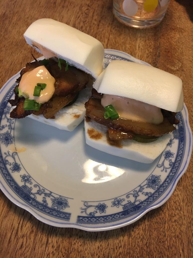 Banh Bao Kep @ Nu Eatery