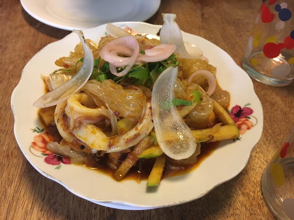 Buoi Nam Roi @ Nu Eatery