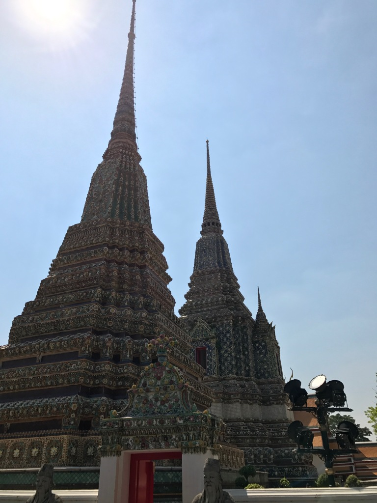 More architecture @ Wat Pho. Photo credit: Aaron.