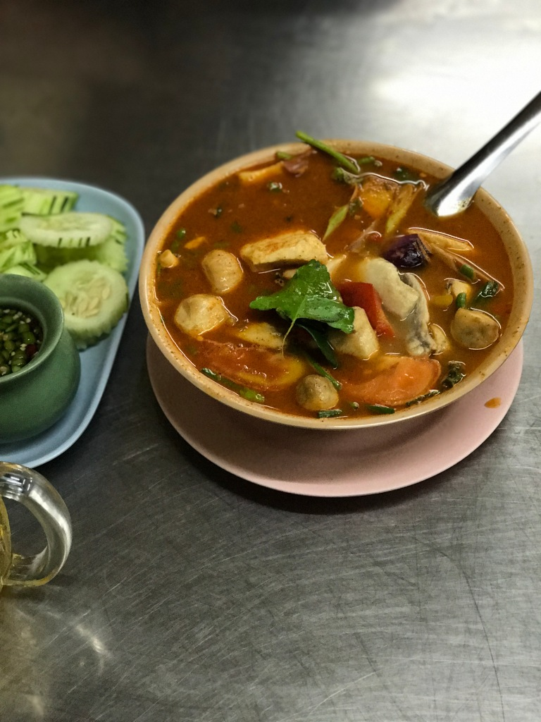 Tom Yum Pla Nam Sai @ Hong Khao Tom Pla. Photo credit: Aaron.