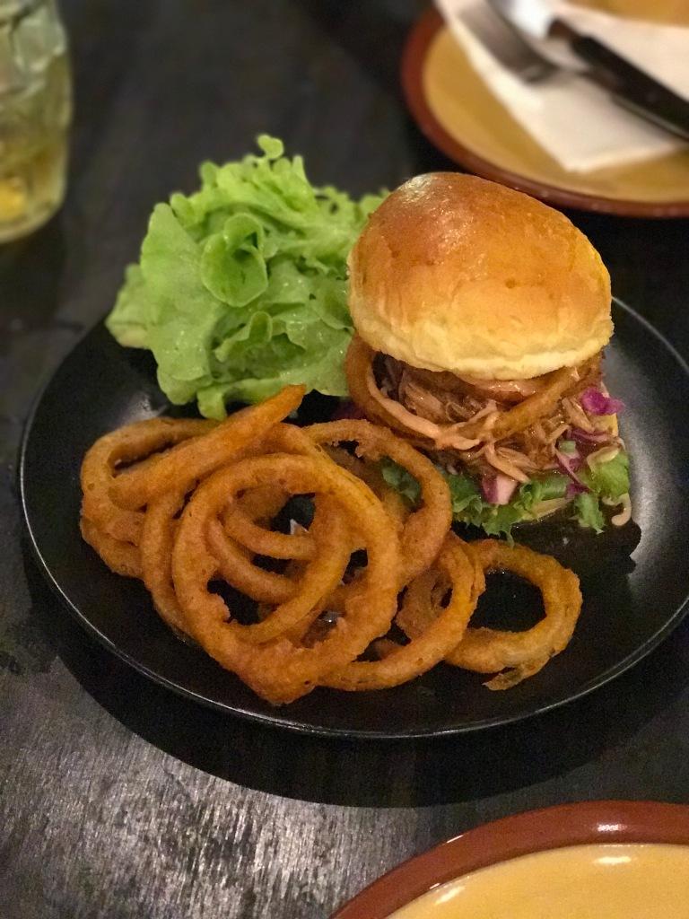 Magga Burger @ OOy Street Kitchen. Photo credit: Aaron.