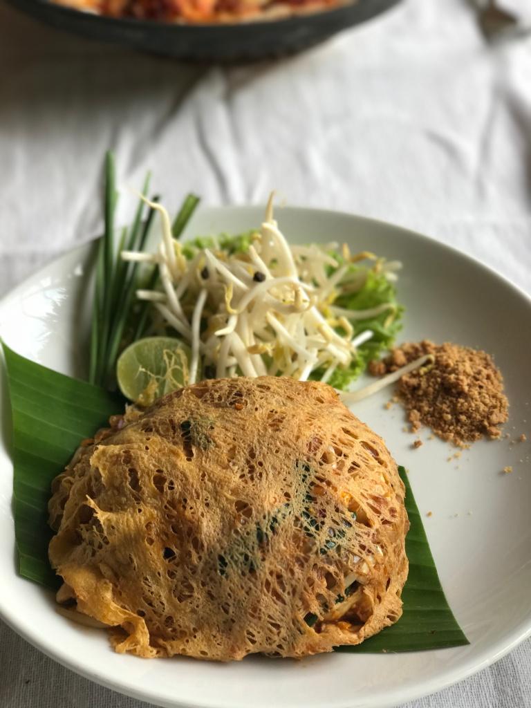 Chicken Pad Thai @ Paradise Koh Yao. Photo credit: Aaron.