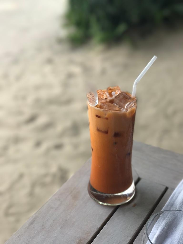 Thai Milk Tea. Photo credit: Aaron.