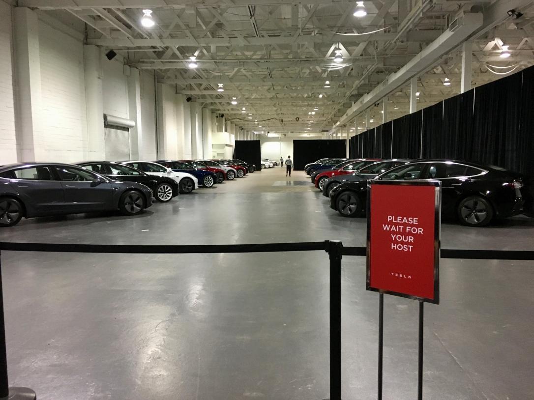 """Tesla """"nursery"""""""