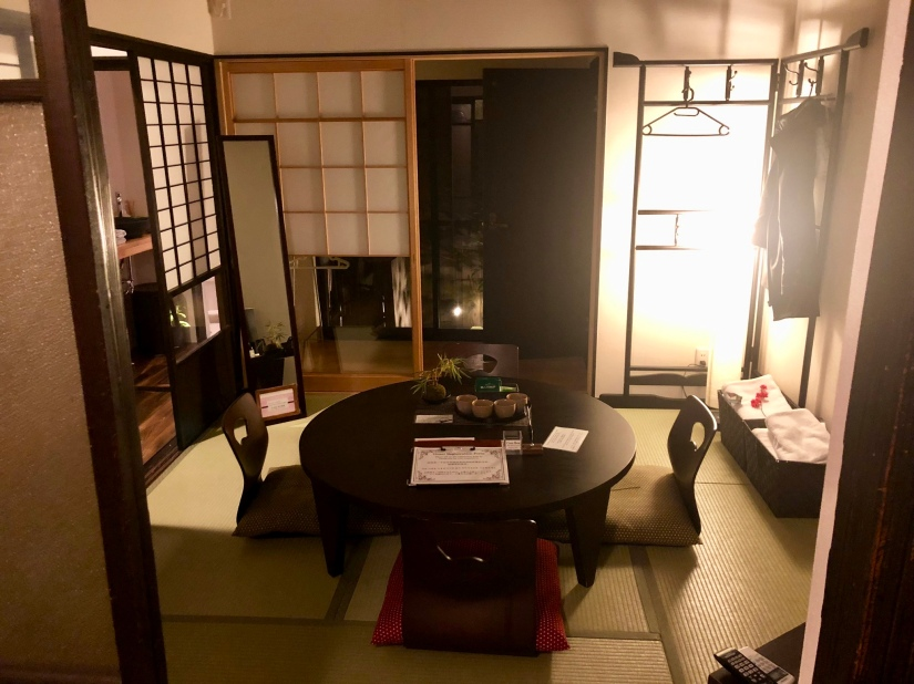Our Airbnb in Kyoto