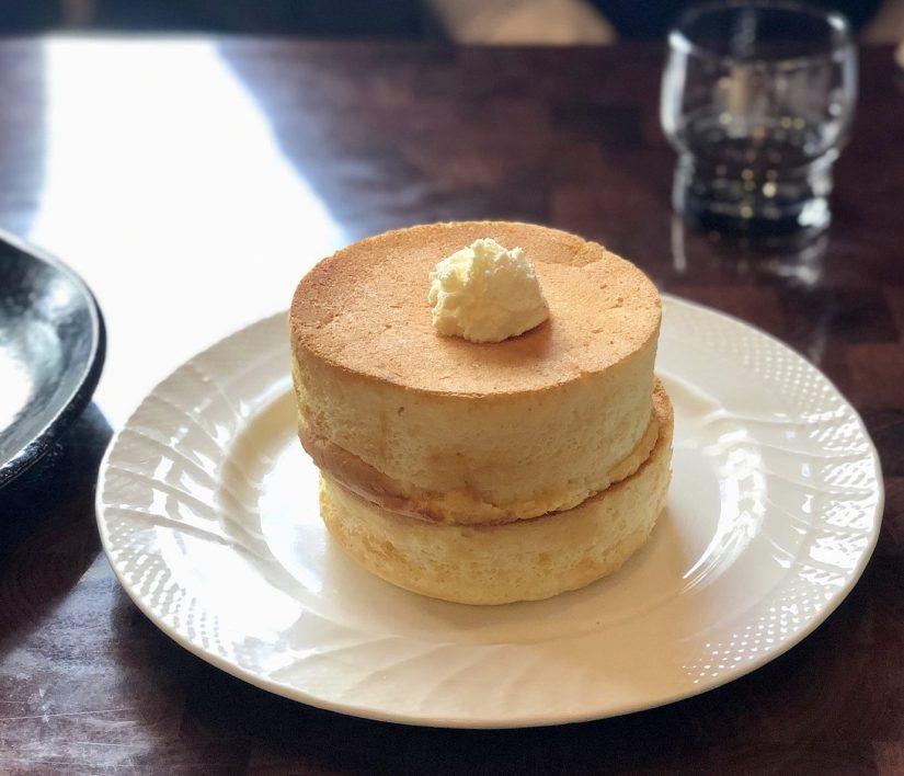 Pancake @ Hoshino Coffee