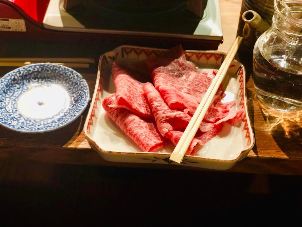Special Waygu beef