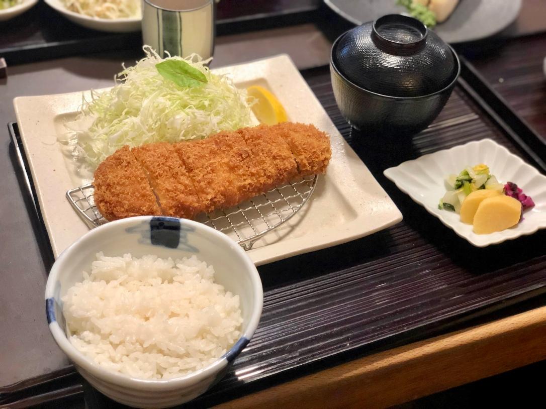 Premium Special Pork Tonkatsu Lunch @ Maisen