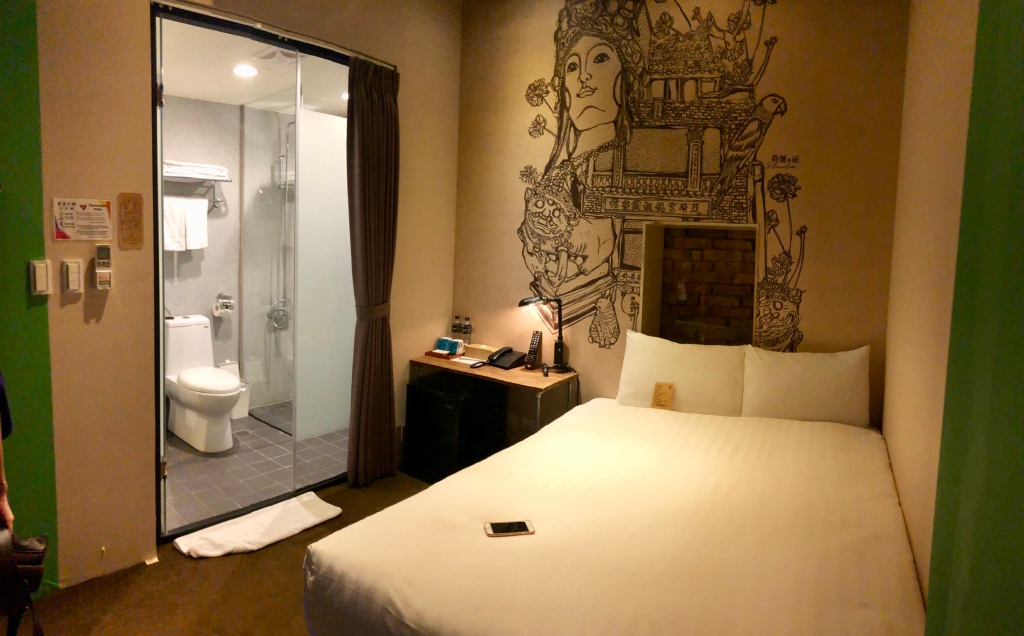 Hotel room @ Cho Hotel